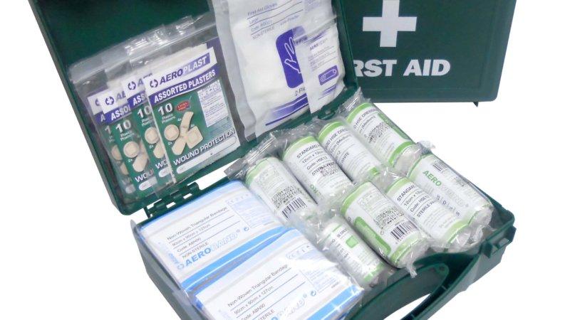 HSE Medium 20 person First Aid Kit