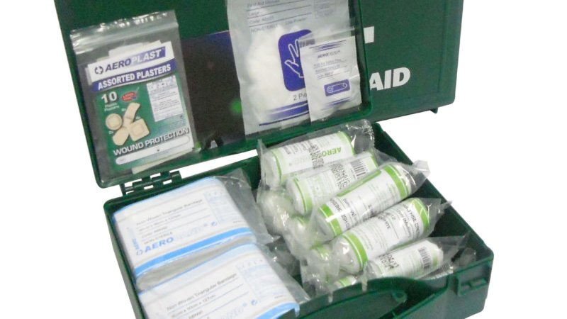 Small 10 Person HSE First Aid Kit