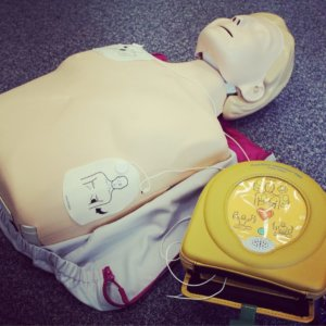 CPR manikins & AED trainer