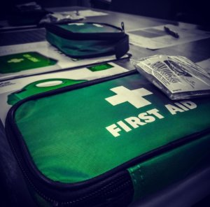 First Aid training Course Kit