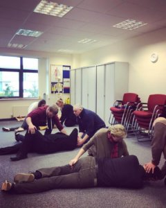 First Aid at Work Cornwall Course