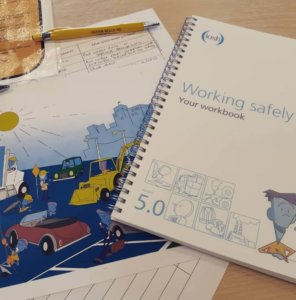 IOSH working Safely workbook