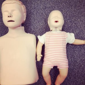 Adult & Baby Training Manikin CPR
