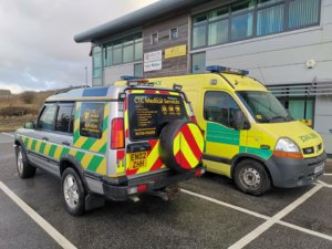 CTC medical Services Vehicles