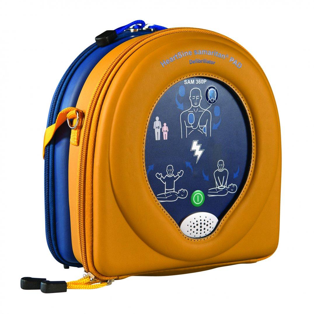 Heartsine 360 AED