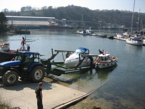 Boat Launch & recovery