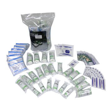 Large First aid kit refill
