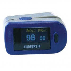 Pulse Oximeter - oxygen monitor
