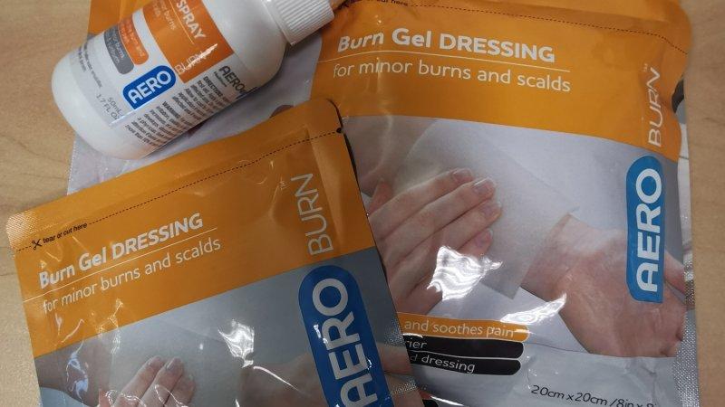 Burns Kit Burns Dressing